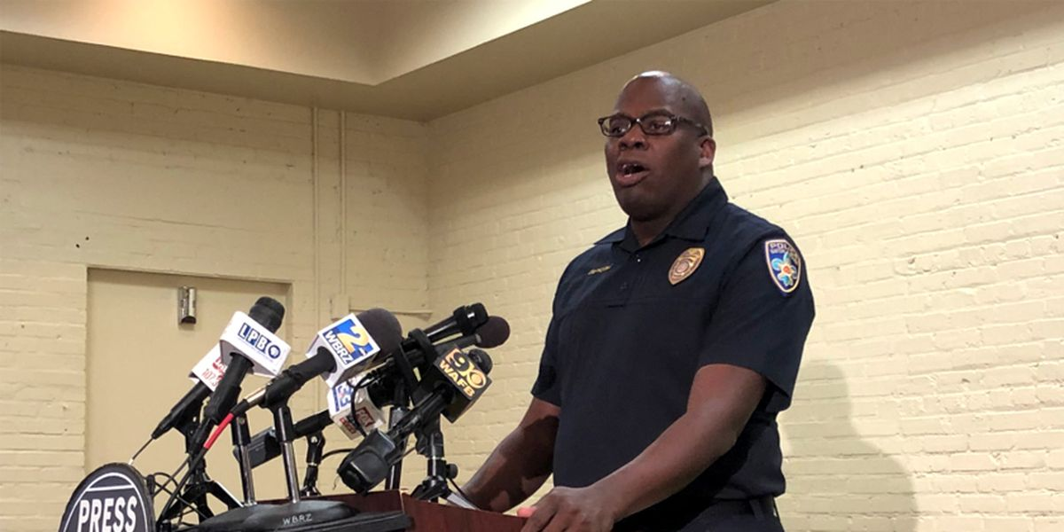 BRPD Chief Murphy Paul says after months of decreases in violence, he was caught off guard when crime spiked in November
