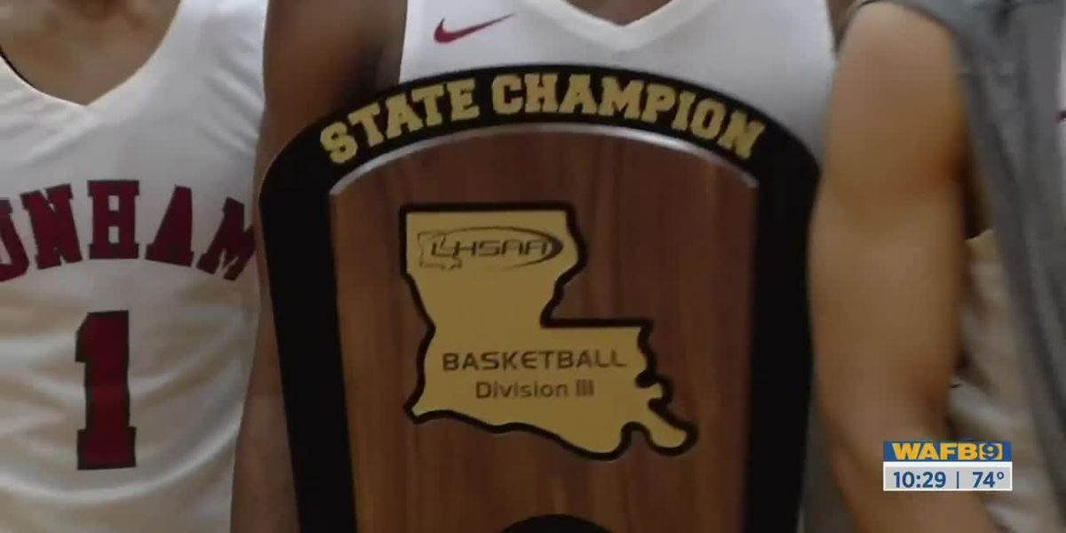 High school basketball teams fight for state championships - Part 1