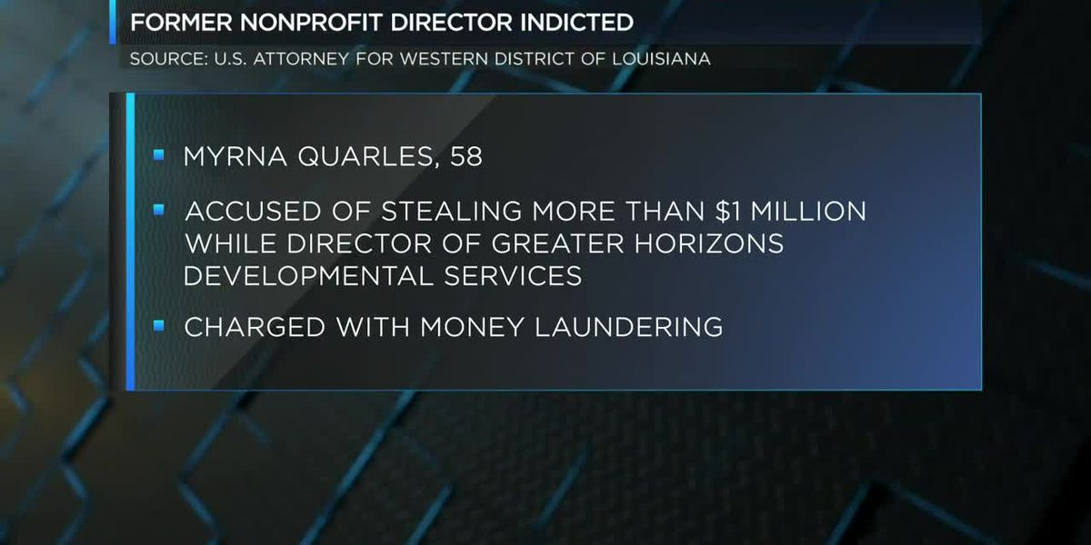Webster Parish nonprofit director indicted for stealing more than $1 million from summer feeding program