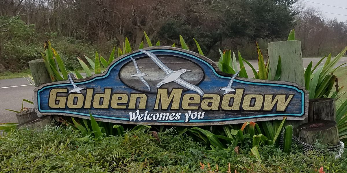 Cash reward offered for information in town's stolen welcome sign