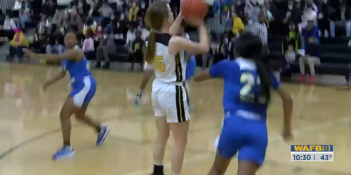 GIRLS' HS BASKETBALL: St. Amant vs East Ascension