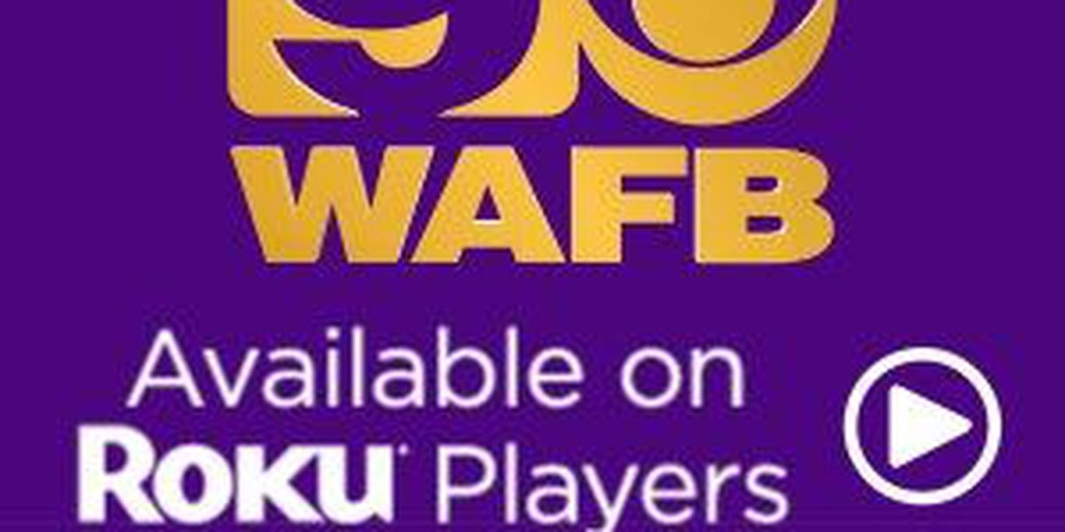 WAFB Live Streaming Schedule