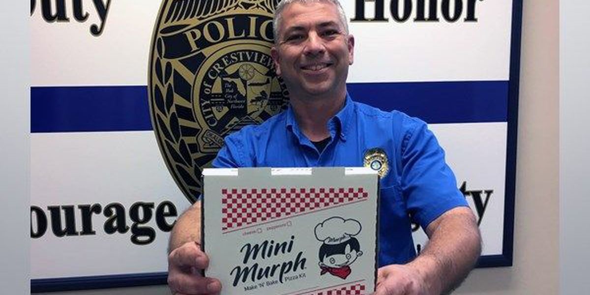 FL police offering free pizzas during safe driving traffic stops