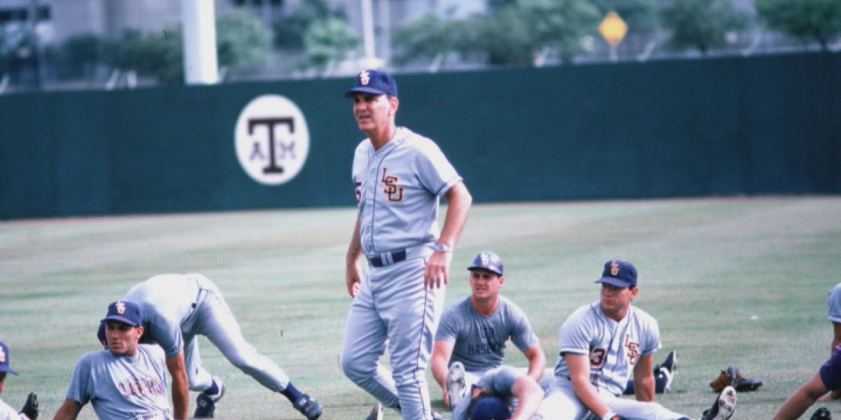 Remembering the day that defined LSU baseball