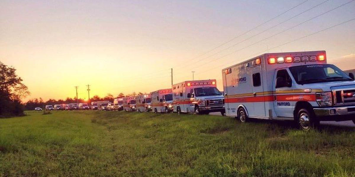 Louisiana ambulance teams heading to Florida ahead of Hurricane Dorian landfall
