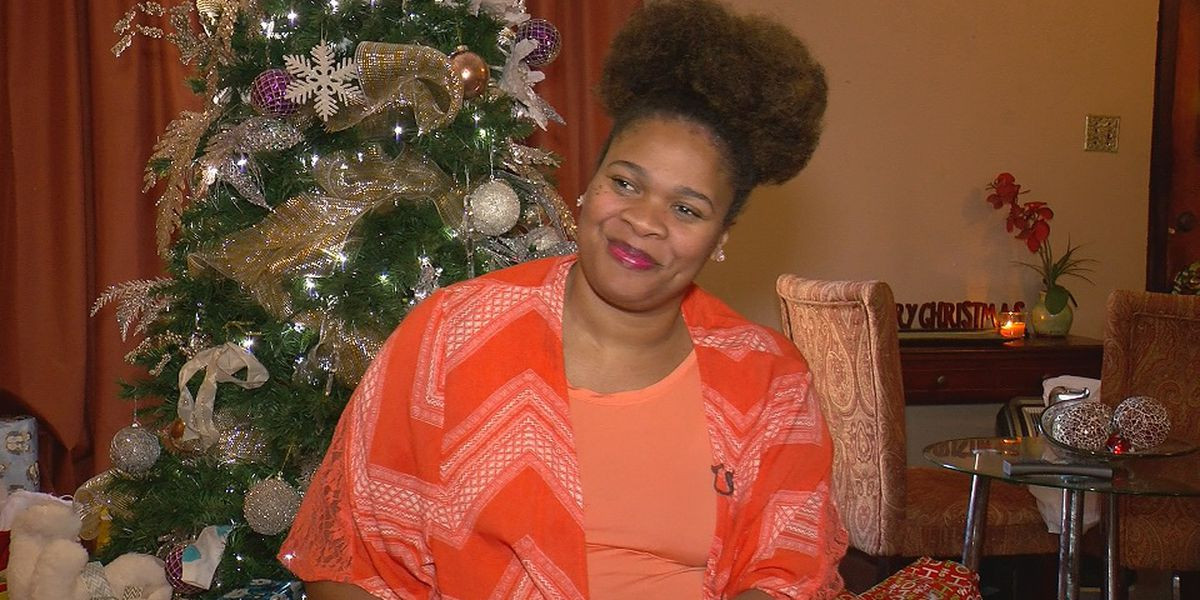 City officials, community organizers rally to provide early Christmas for survivor of domestic violence