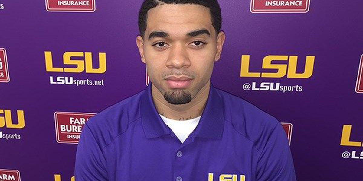 Jacques Talk: New look, new attitude - LSU's Gray leaves his frustrations behind