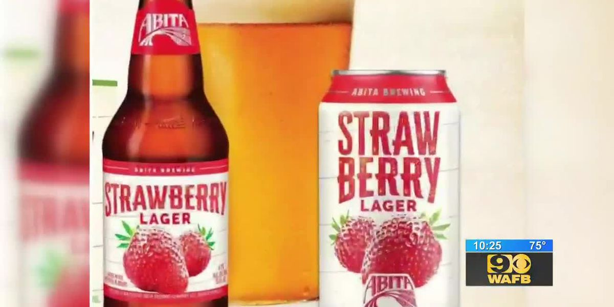 Abita announces Strawberry Lager now available year-round