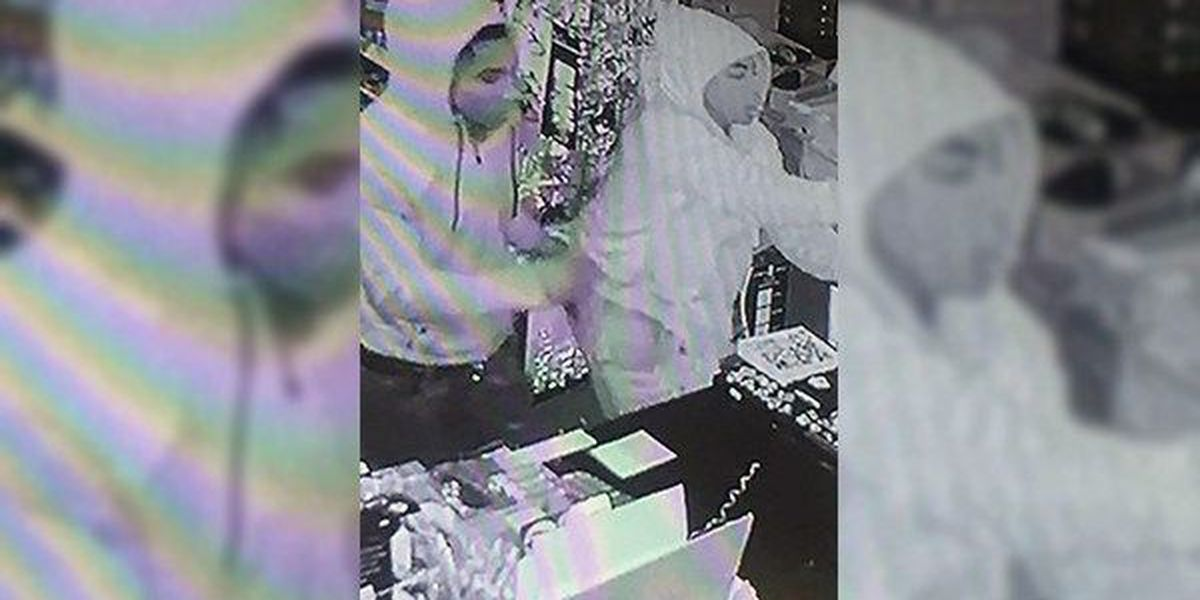 WANTED: 2 men sought for allegedly burglarizing multiple businesses