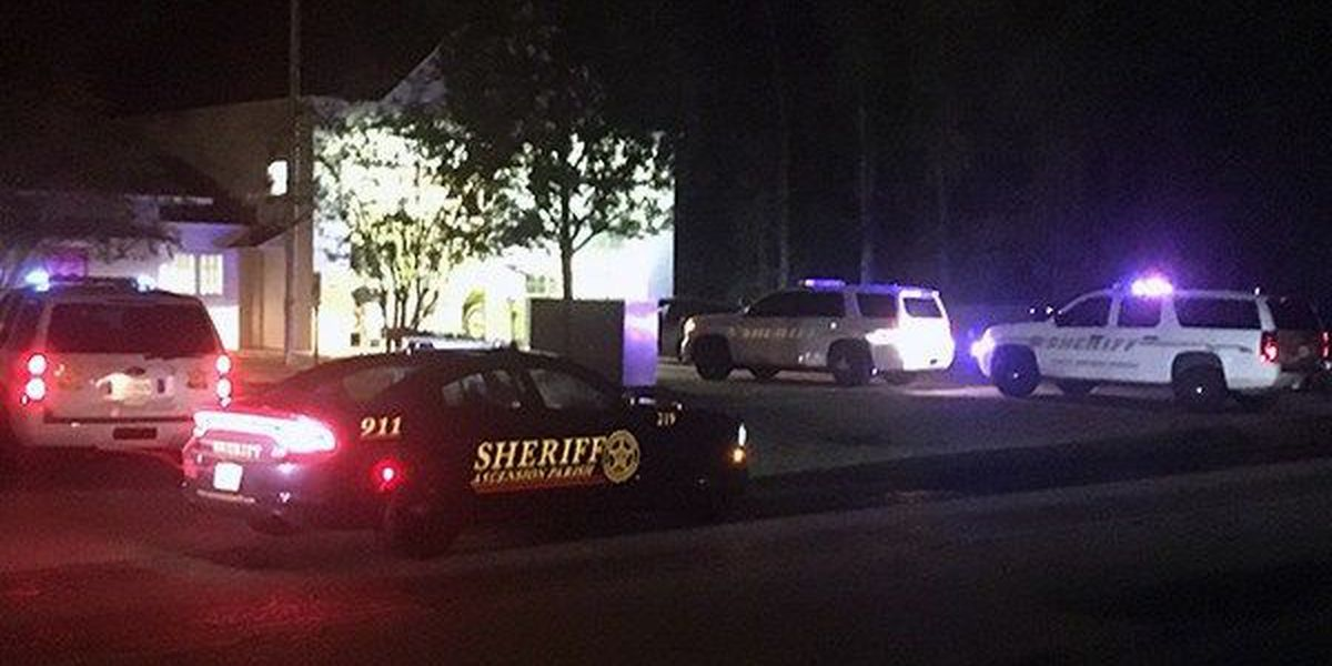 Deputies investigate shooting in Ascension Parish that sent man to the hospital