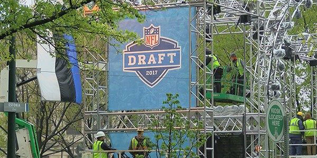 NFL DRAFT PREVIEW: LSU could see 3 players taken in first round