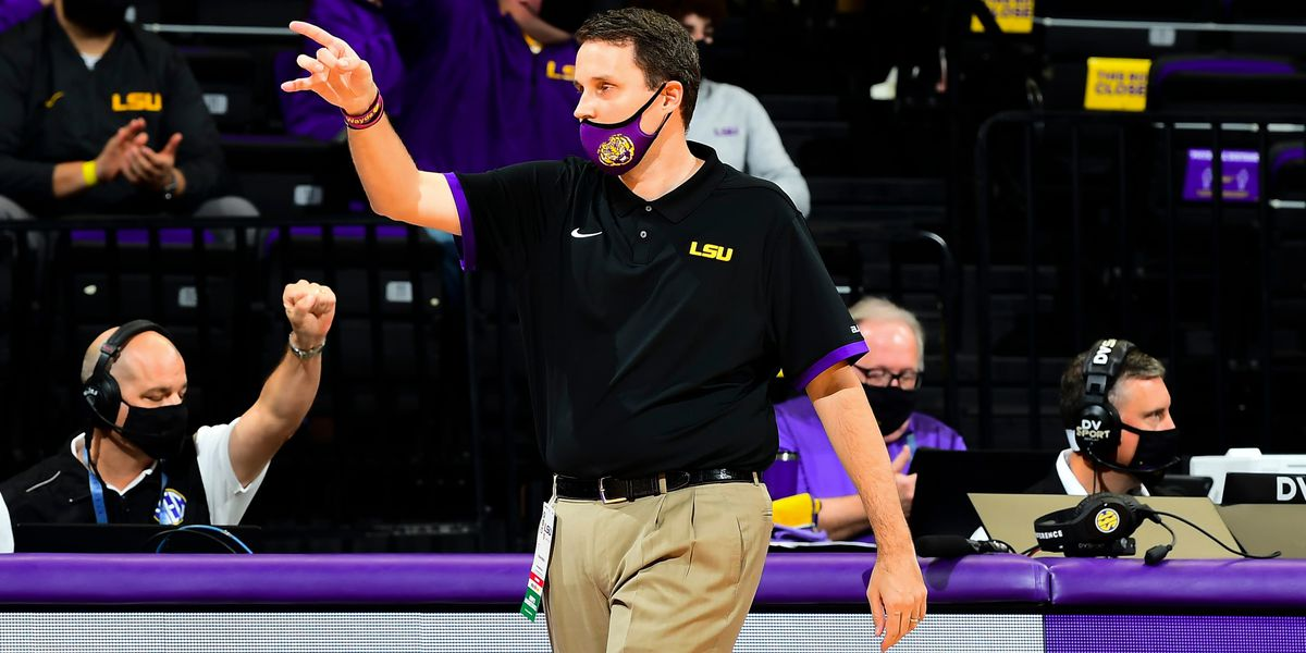 LSU men's basketball to play Ole Miss on Feb. 18