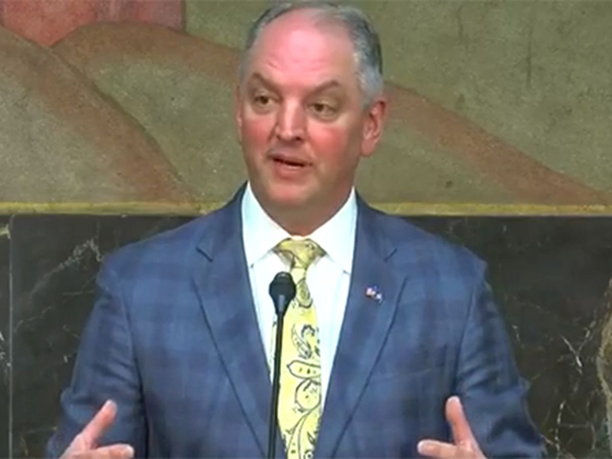 Gov. Edwards confirms state collected about $300M more than expected in 2017-18 fiscal year