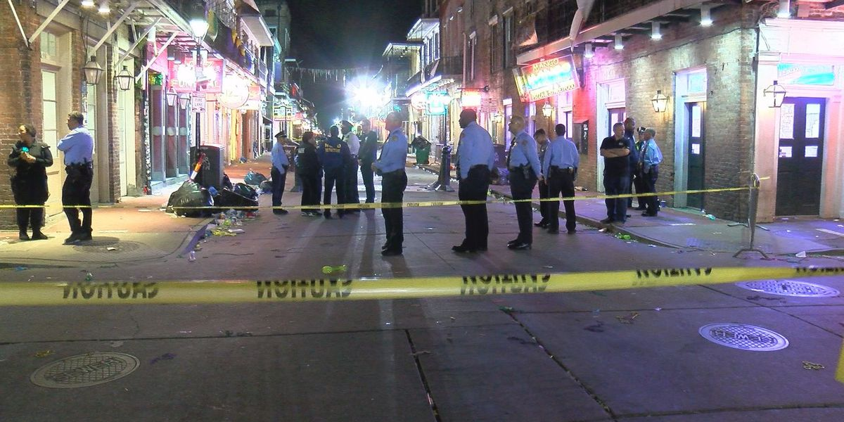Arrest warrant reveals new details in Bourbon St. shooting
