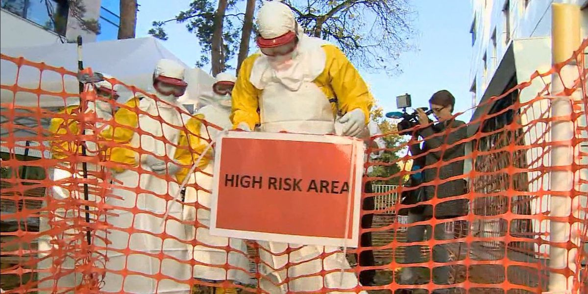 Climate change raises risk of more Ebola outbreaks, study finds