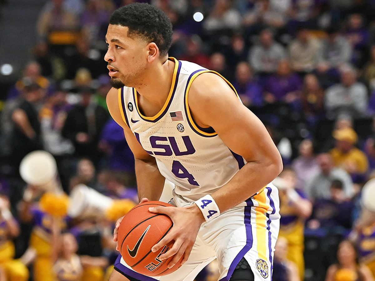 Former LSU G Skylar Mays selected by Atlanta Hawks in second round of 2020 NBA Draft