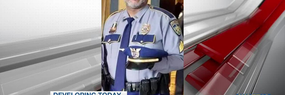 BRPD mourning the loss of a Sgt.