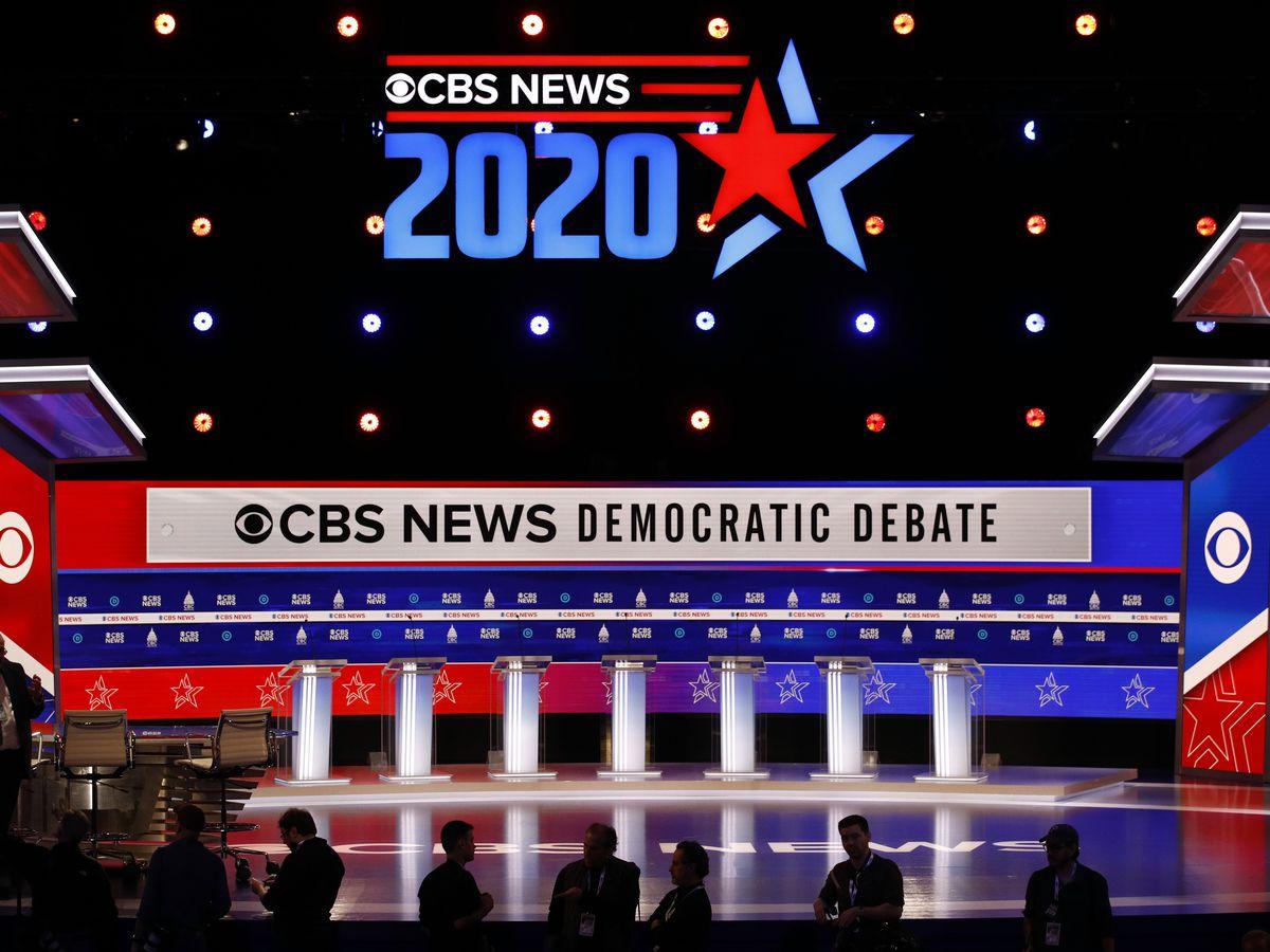 CBS News' Democratic Debate will air on WAFB on Feb. 25