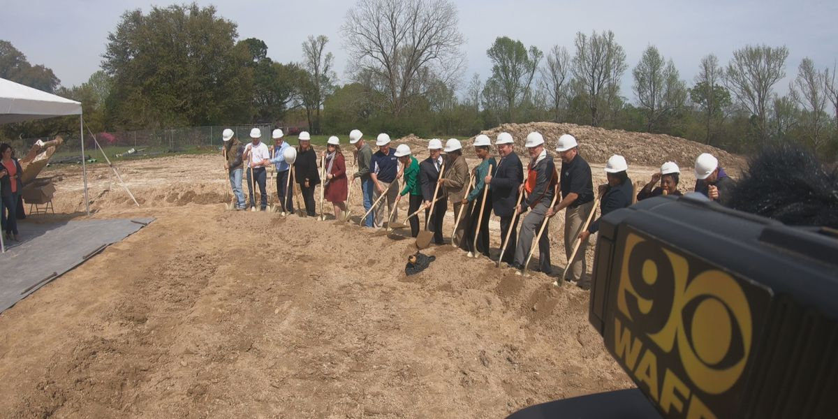 Groundbreaking held for new school in Prairieville expected to open fall of 2020