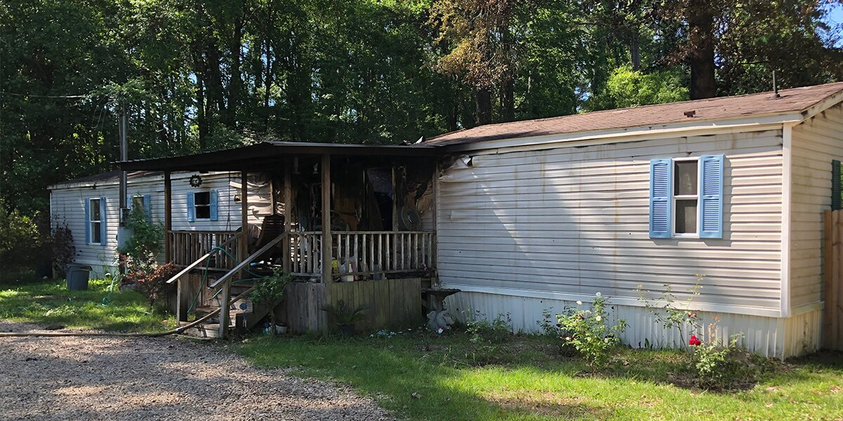 Woman dies after fire on Alysha Drive in Livingston