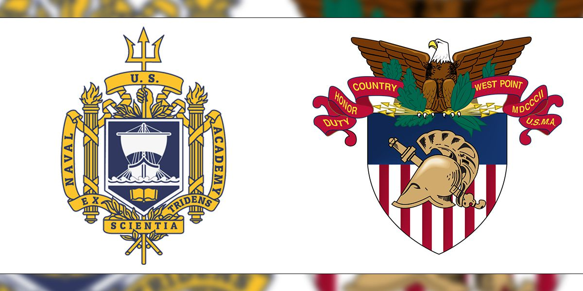 Three Louisiana students appointed to U.S. military academies