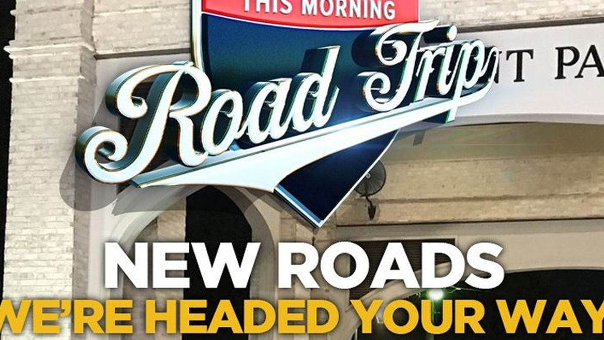 9News This Morning Road Trip: New Roads