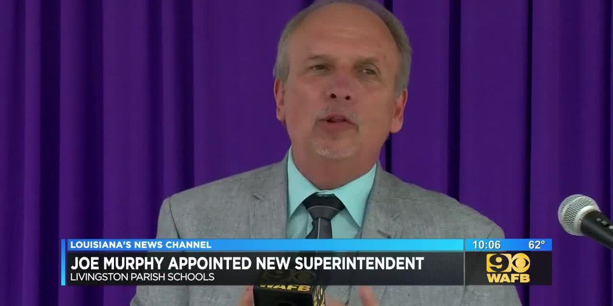 Livingston Parish names new superintendent