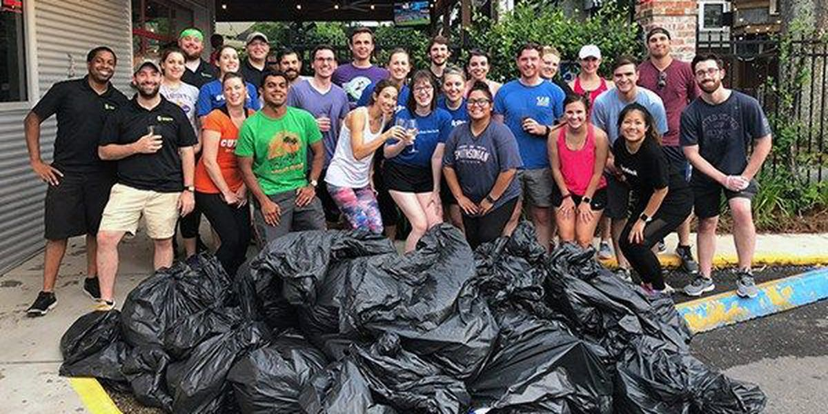 Plogging event to sweep Mid City streets rescheduled