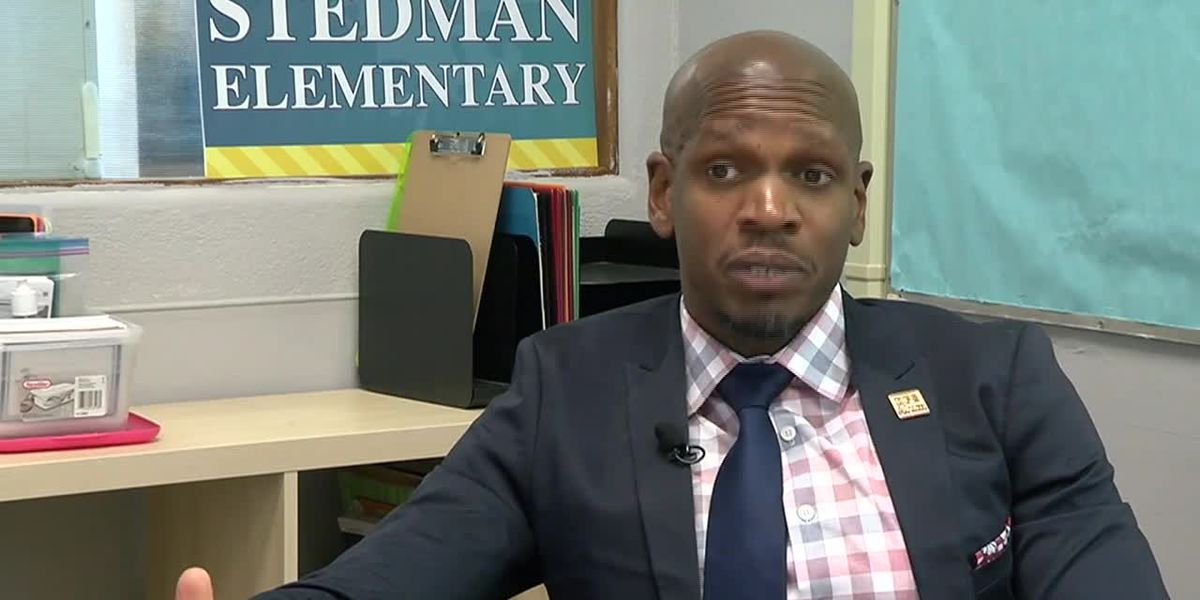 Colo. principal who used to be custodian inspires students