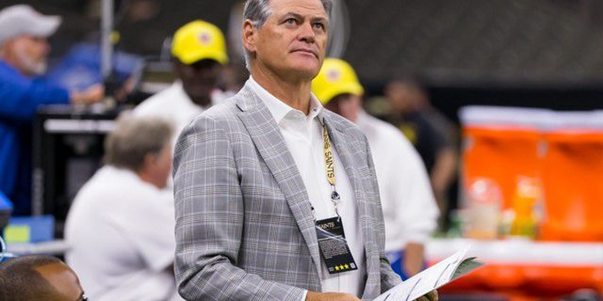 Mickey Loomis talks about the Saints' 2020 draft class