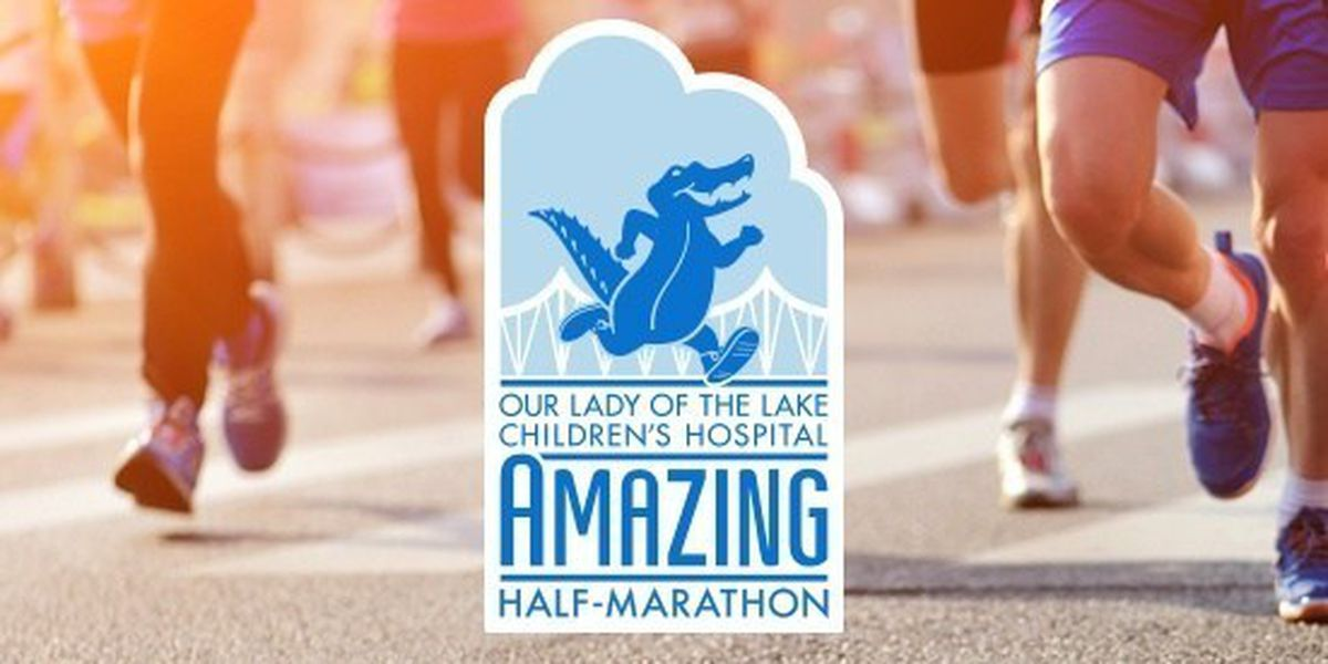 Late registration still available for 4th Annual Amazing Half Marathon