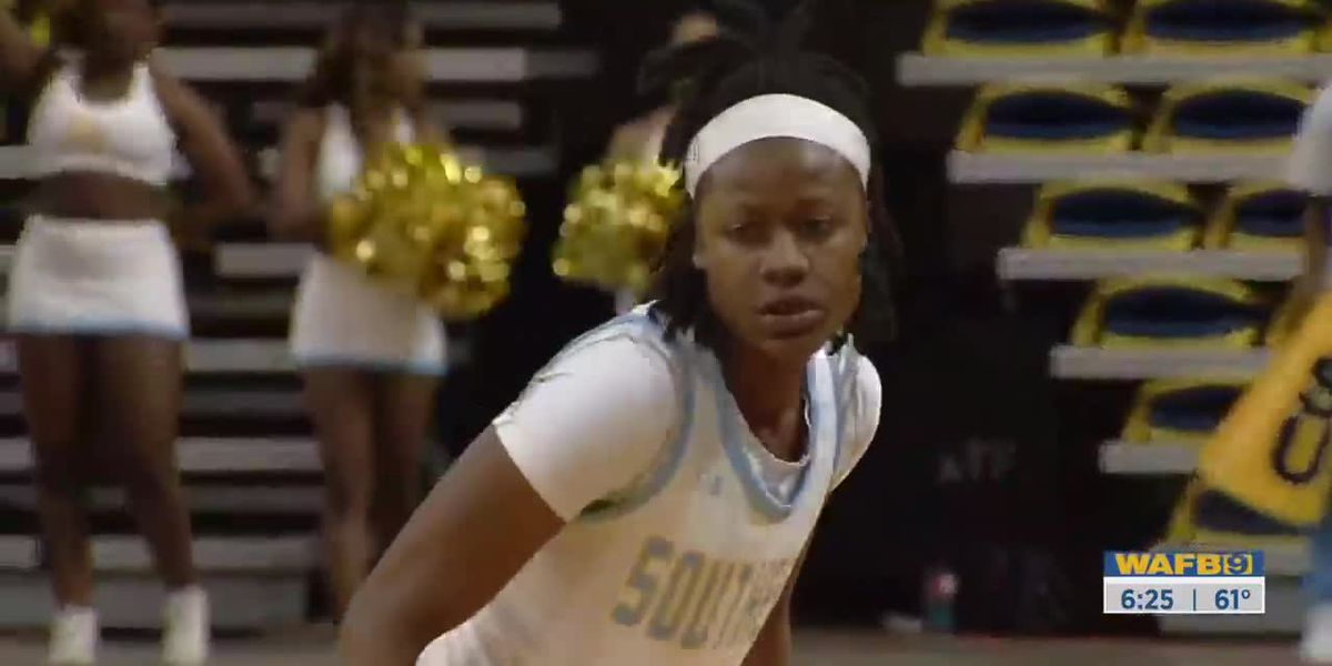 Southern Women's Basketball vs UAPB