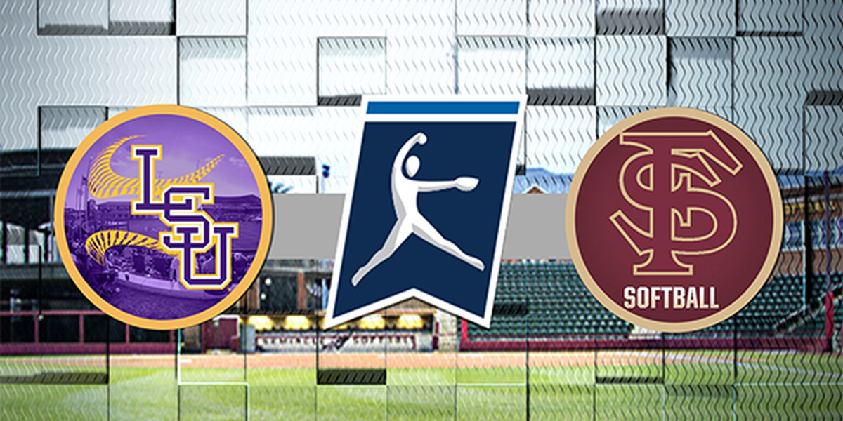 LSU must beat talented Seminoles to win a trip back to the Women's CWS
