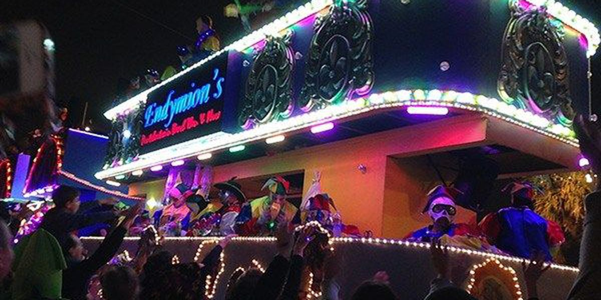 The 50th Anniversary Endymion Parade and Extravaganza