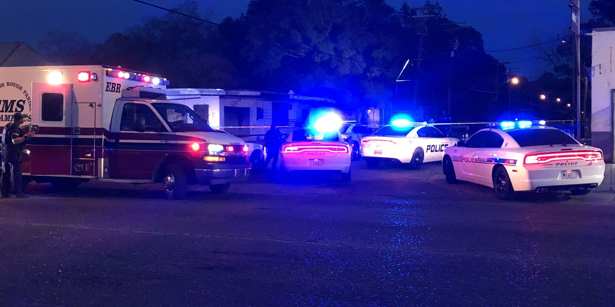 Man shot in the leg at Jackson, N Foster