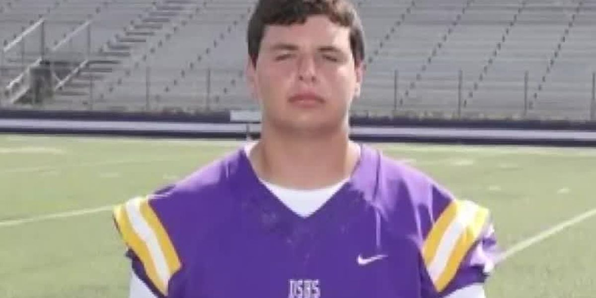 BRPD holds blood drive in honor of DSHS football player Remy Hidalgo