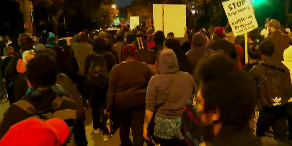 GRAPHIC: Protests erupt in Philadelphia after Black man fatally shot by police