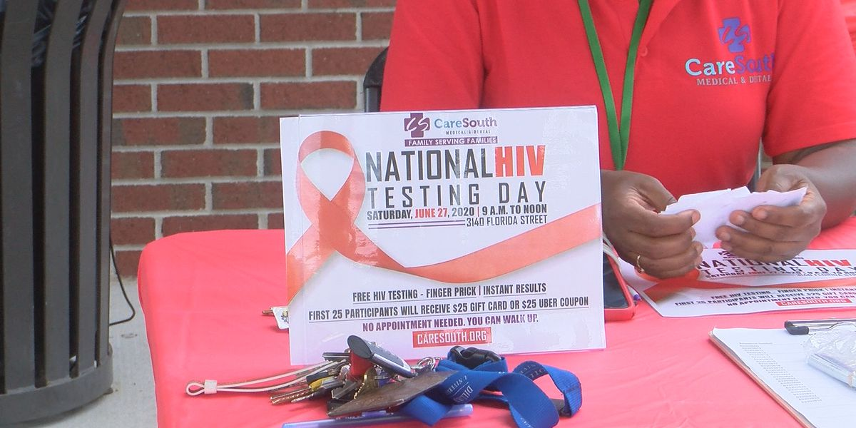 National HIV Testing Day offers free testing in Baton Rouge community