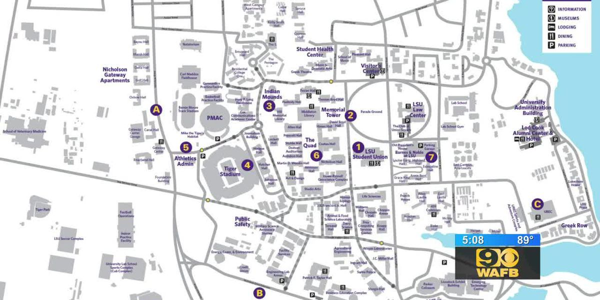 LSU holding active shooter drill at LSU UREC 8 a.m. to Noon on Friday, Aug. 23