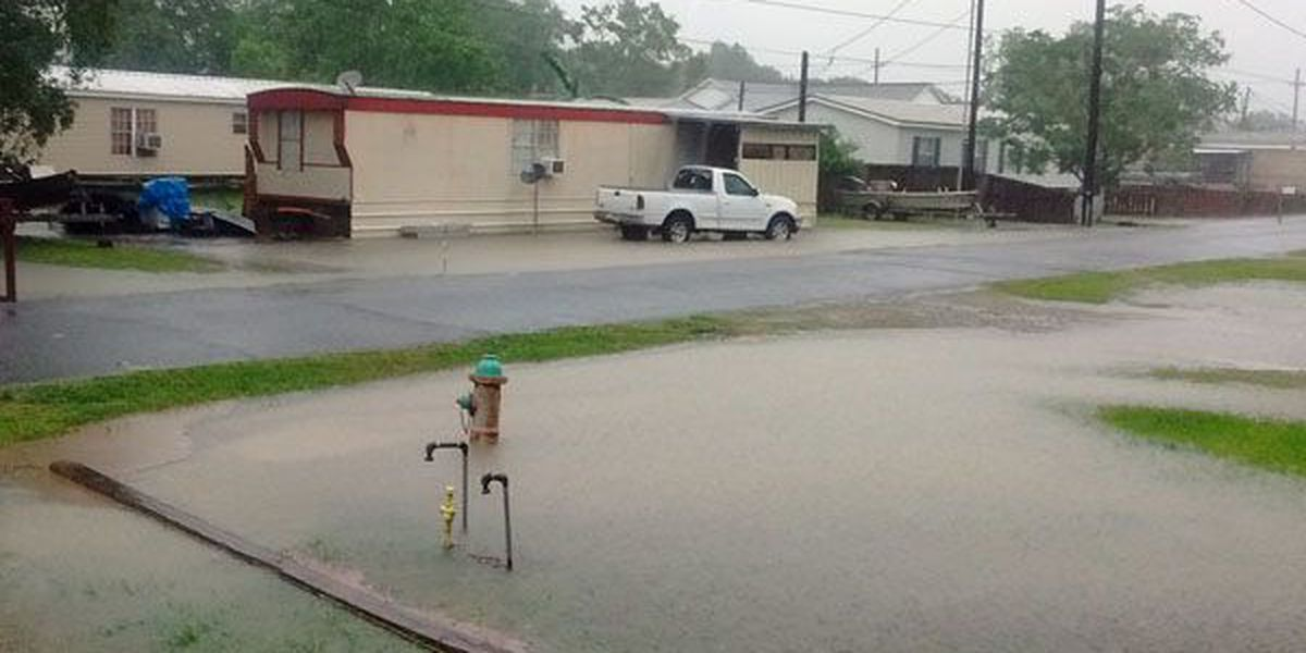Flash Flood Watch issued for WAFB viewing area