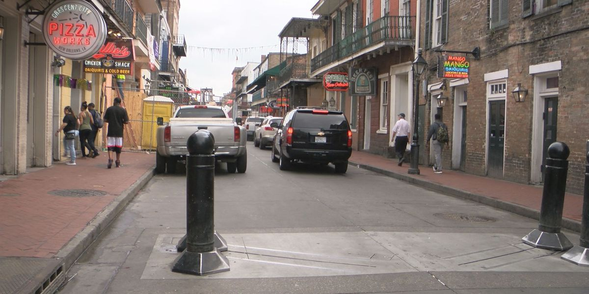 Concerns about guns on Bourbon Street grow after weekend shooting