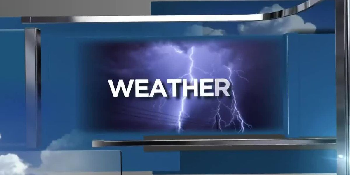 FIRST ALERT FORECAST: Friday, Jan. 22 - A rainy start to the day with isolated showers expected to linger