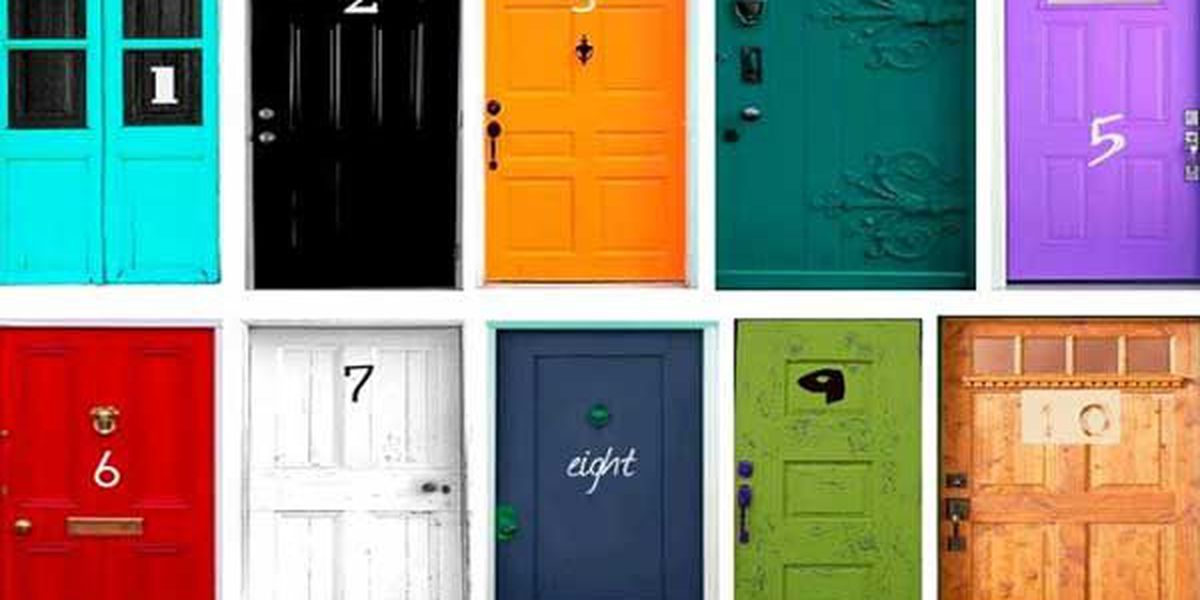 Personality test: Which door would you choose?