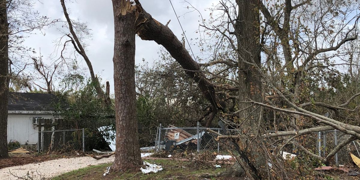 Lake Charles residents say they've had enough while beginning to clean up damage from Laura