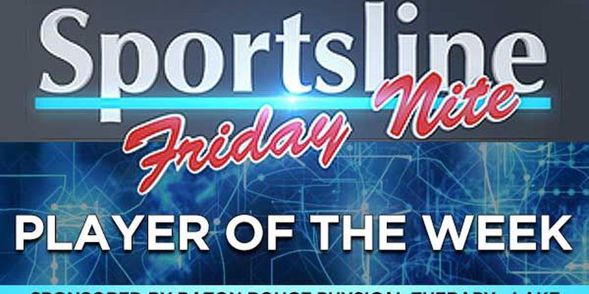 Sportsline Player of the Week