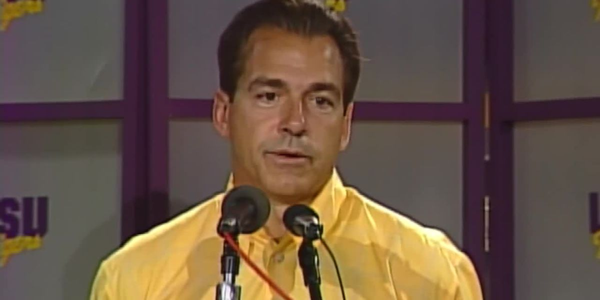 Nick Saban's greatest hits from 2011