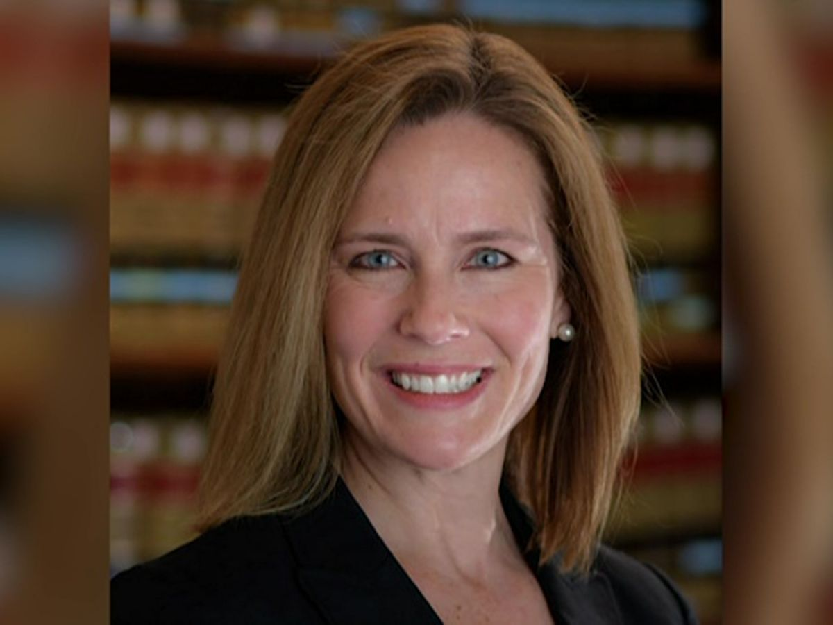 President Trump names Amy Coney Barrett to fill Supreme Court open seat