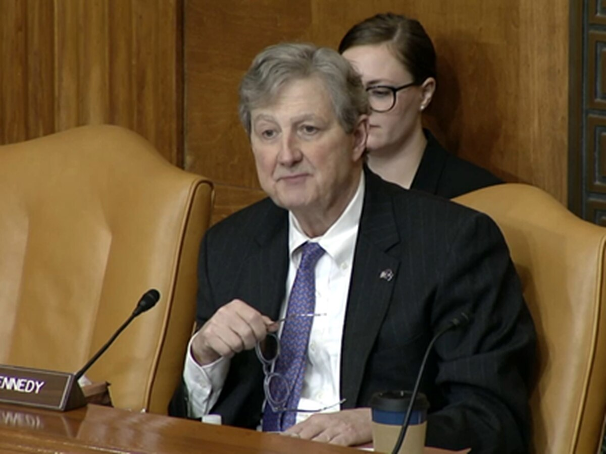 Sen. Kennedy: Why are feds buying lobster, alcohol, steak, and $9k chair?