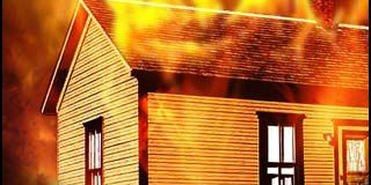 Fire crews work early morning house fire