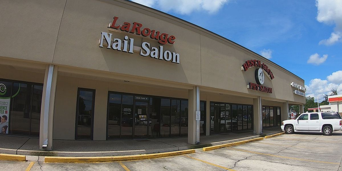 Baton Rouge nail salon preparing with safety measures ahead of reopening